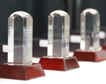 CHLCrystal Award